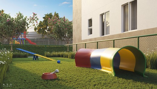 Pet place - Apartamento 2 quartos à venda Campo Grande, Rio de Janeiro - R$ 162.000 - II-6480-15068 - 11