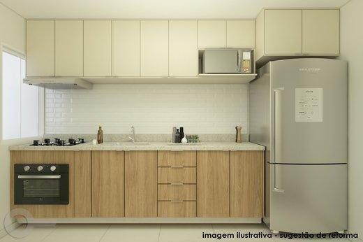 Cozinha - Apartamento 2 quartos à venda Vila Madalena, São Paulo - R$ 806.000 - II-6642-15257 - 4
