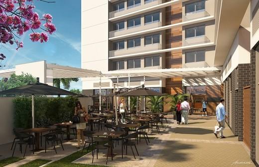 Praca - Fachada - UP Side Araguaia - Lojas - 154 - 9