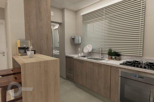 Cozinha - Apartamento 2 quartos à venda Alto da Lapa, São Paulo - R$ 798.000 - II-6679-15306 - 6