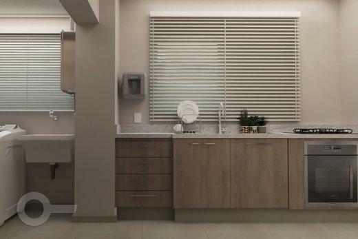 Cozinha - Apartamento 2 quartos à venda Alto da Lapa, São Paulo - R$ 798.000 - II-6679-15306 - 7