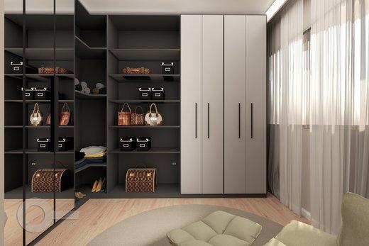 Quarto principal - Apartamento 2 quartos à venda Alto da Lapa, São Paulo - R$ 798.000 - II-6679-15306 - 10