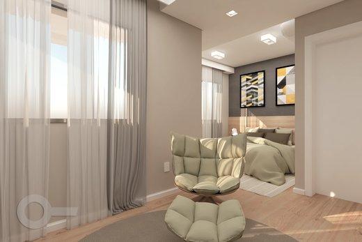 Quarto principal - Apartamento 2 quartos à venda Alto da Lapa, São Paulo - R$ 798.000 - II-6679-15306 - 12