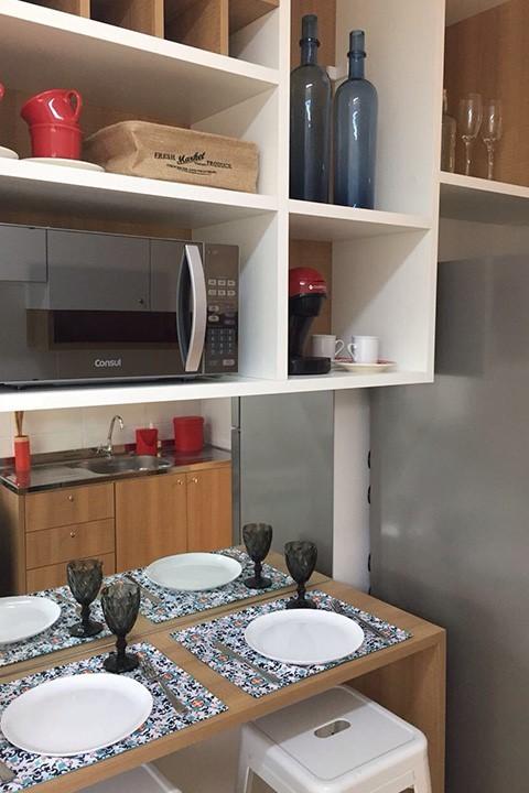 Cozinha - Fachada - Reserva Florata - 88 - 8