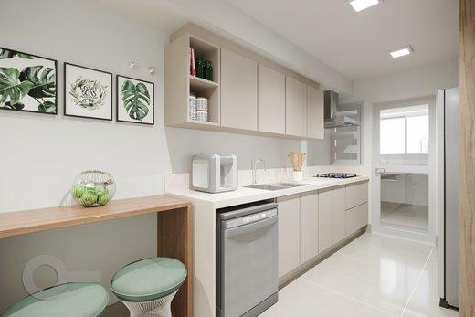 Cozinha - Apartamento 3 quartos à venda Rio de Janeiro,RJ - R$ 3.370.000 - II-6767-15405 - 4