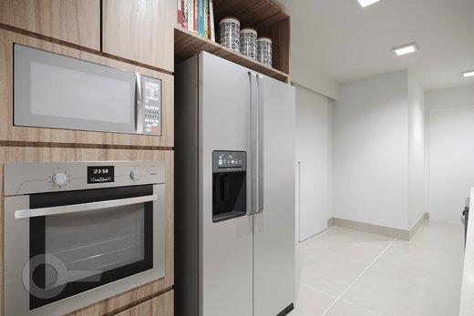 Cozinha - Apartamento 3 quartos à venda Rio de Janeiro,RJ - R$ 3.370.000 - II-6767-15405 - 5