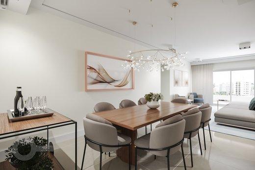 Living - Apartamento 3 quartos à venda Rio de Janeiro,RJ - R$ 3.370.000 - II-6767-15405 - 8