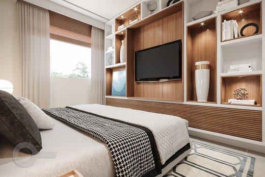 Quarto principal - Apartamento 3 quartos à venda Rio de Janeiro,RJ - R$ 3.370.000 - II-6767-15405 - 10