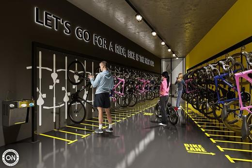 Biciclatario - Studio à venda Avenida Bernardinho de Campos,Vila Mariana, São Paulo - R$ 498.184 - II-6782-15425 - 8