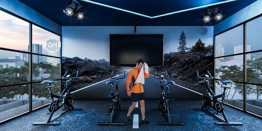 Fitness - Fachada - Breve Lançamento - ON Alvorada 183 - 672 - 5