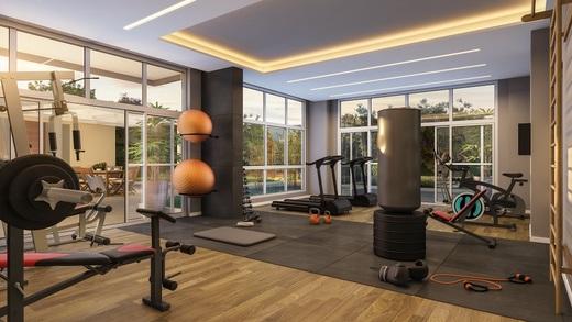 Fitness - Fachada - Natureza Clube Morumbi - 674 - 7