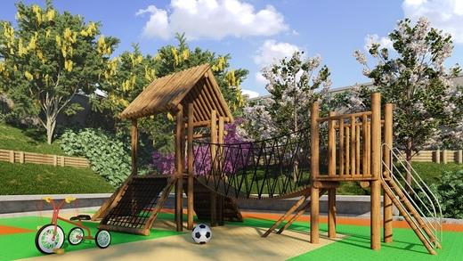 Playground - Fachada - Natureza Clube Morumbi - 674 - 15
