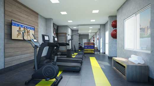 Fitness - Fachada - Real Belém - 677 - 4