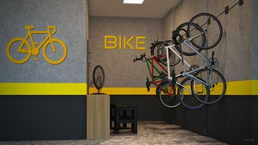 Bicicletario - Fachada - Real Belém - 677 - 11