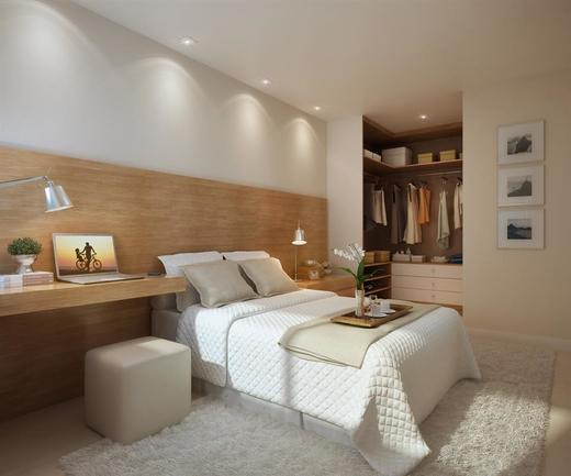 Dormitorio - Fachada - Park Premium Recreio - 1232 - 5