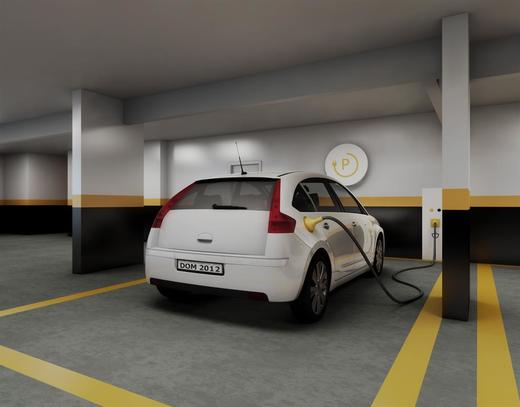 Carro eletrico - Fachada - Park Premium Recreio - 1232 - 19