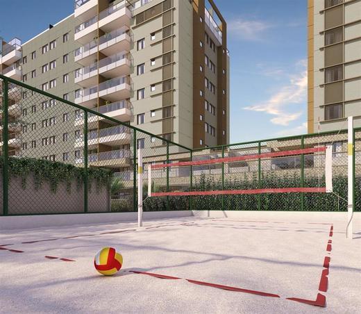 Quadra - Fachada - Park Premium Recreio - 1232 - 24