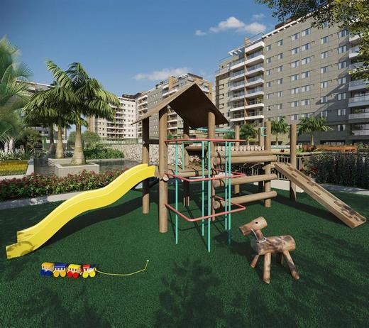 Playground - Fachada - Park Premium Recreio - 1232 - 20