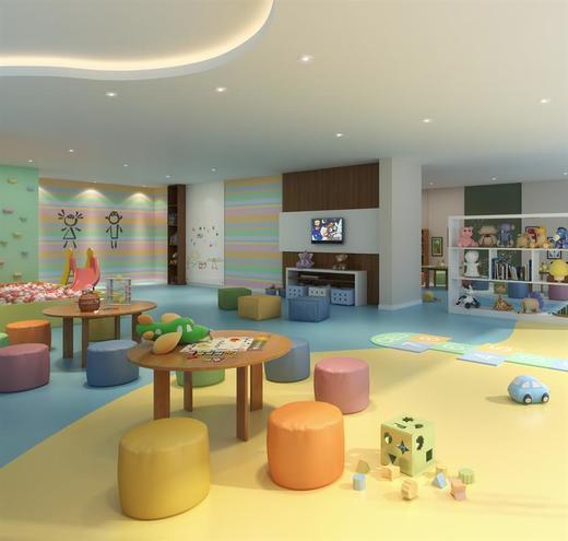 Espaco kids - Fachada - Park Premium Recreio - 1232 - 16