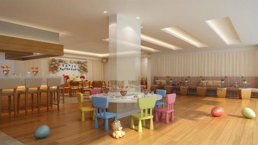 Salao de festas - Fachada - Park Premium Recreio - 1232 - 12