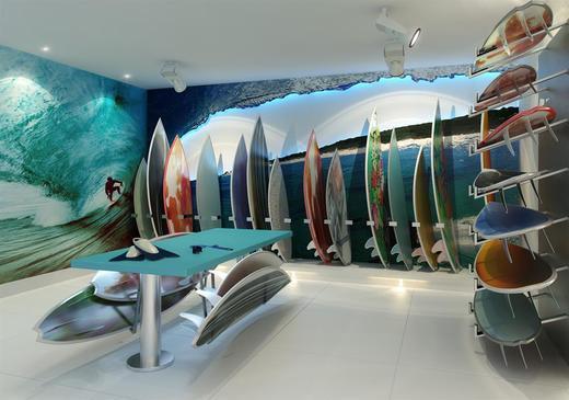 Deposito surf - Fachada - Park Premium Recreio - 1232 - 18