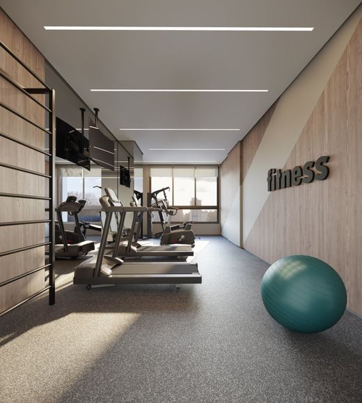 Fitness - Fachada - Go Vila Mariana - 209 - 3
