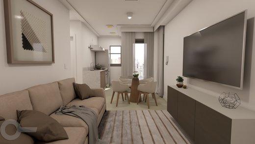 Apartamento à venda Rua Baltazar da Veiga,Vila Nova Conceição, Zona Sul,São Paulo - R$ 601.000 - II-6891-15582 - 1