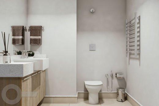 Banheiro - Apartamento 2 quartos à venda Rio de Janeiro,RJ - R$ 1.957.000 - II-6893-15584 - 3
