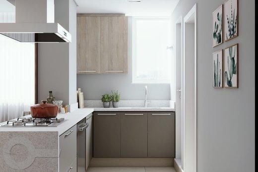 Cozinha - Apartamento 2 quartos à venda Rio de Janeiro,RJ - R$ 1.957.000 - II-6893-15584 - 4