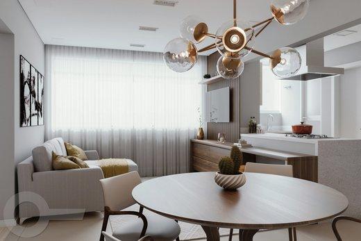 Living - Apartamento 2 quartos à venda Rio de Janeiro,RJ - R$ 1.957.000 - II-6893-15584 - 6