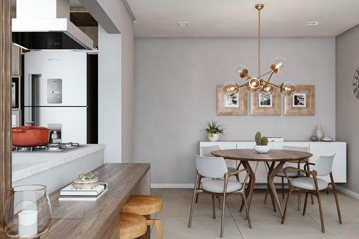 Living - Apartamento 2 quartos à venda Rio de Janeiro,RJ - R$ 1.957.000 - II-6893-15584 - 7