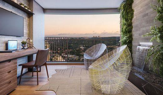 Sacada - Studio à venda Avenida Santo Amaro,Brooklin, São Paulo - R$ 509.420 - II-6906-15603 - 16