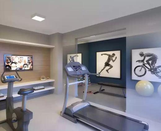 Fitness - Fachada - Plano&Florada Ipê - 681 - 4