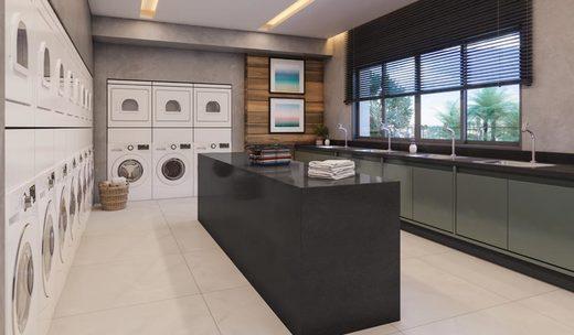 Lavanderia - Studio à venda Avenida Santo Amaro,Brooklin, São Paulo - R$ 509.420 - II-6906-15603 - 18