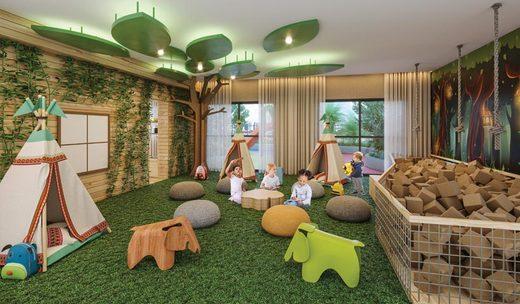 Espaco kids - Studio à venda Avenida Santo Amaro,Brooklin, São Paulo - R$ 509.420 - II-6906-15603 - 26