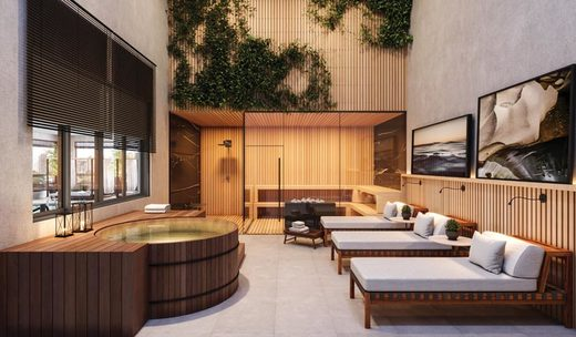 Sauna - Studio à venda Avenida Santo Amaro,Brooklin, São Paulo - R$ 509.420 - II-6906-15603 - 29