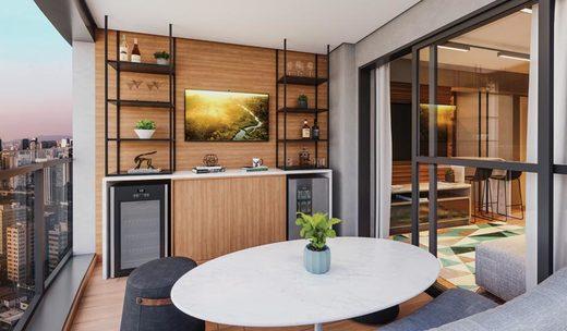 Sacada - Studio à venda Avenida Santo Amaro,Brooklin, São Paulo - R$ 509.420 - II-6906-15603 - 13