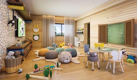 Espaco kids - Studio à venda Avenida Santo Amaro,Brooklin, São Paulo - R$ 509.420 - II-6906-15603 - 27