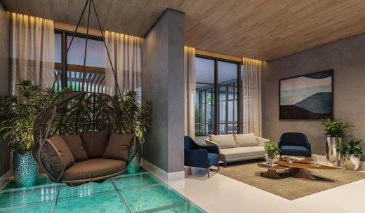 Hall - Studio à venda Avenida Santo Amaro,Brooklin, São Paulo - R$ 509.420 - II-6906-15603 - 9
