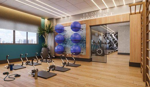 Fitness - Studio à venda Avenida Santo Amaro,Brooklin, São Paulo - R$ 509.420 - II-6906-15603 - 21
