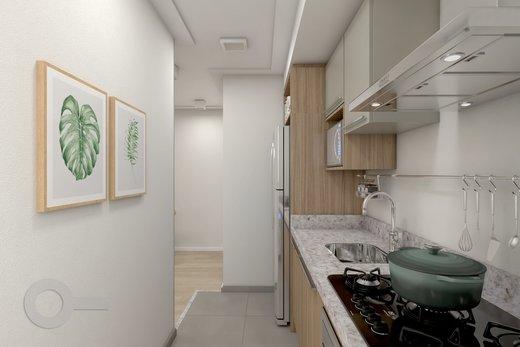 Cozinha - Apartamento 2 quartos à venda Lapa, São Paulo - R$ 689.000 - II-6923-15625 - 4
