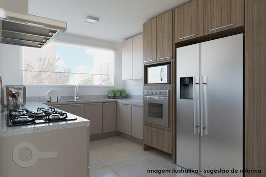 Cozinha - Apartamento à venda Rua Doutor José Elias,Alto da Lapa, Zona Oeste,São Paulo - R$ 1.350.000 - II-6925-15627 - 4