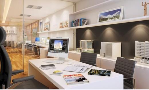 Exemplo sala - Fachada - Nexus Offices - 8 - 3