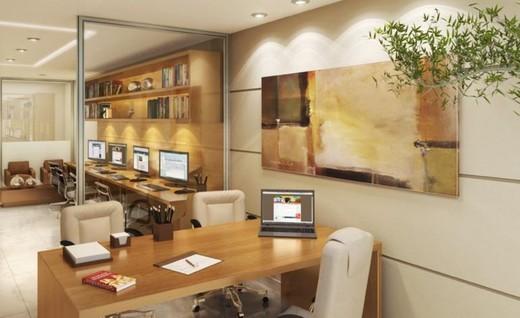 Exemplo sala - Fachada - Nexus Offices - 8 - 4