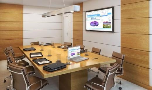 Sala de reuniao - Fachada - Nexus Offices - 8 - 6