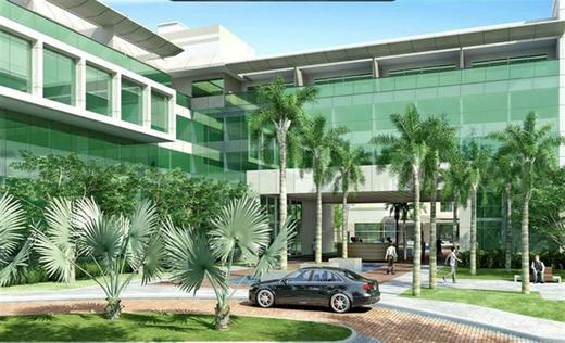 Portaria - Fachada - O2 Corporate Offices - Lojas - 162 - 2