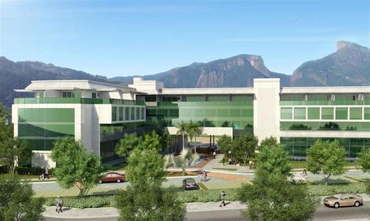 Fachada - Fachada - O2 Corporate Offices - Lojas - 162 - 1