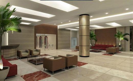 Hall - Fachada - O2 Corporate Offices - Lojas - 162 - 5