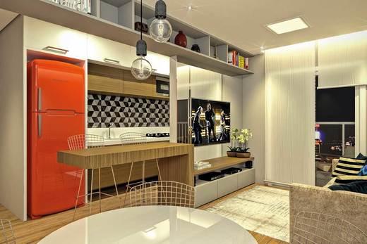 Living - Fachada - Residencial Astória - 687 - 3