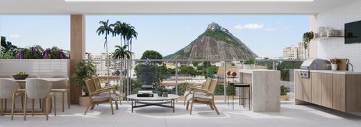 Varanda - Fachada - SpotLight Jardim Botafogo - 202 - 7